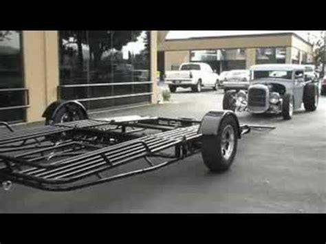 Auto Falten by Kendon Folding Car Trailer