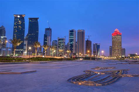 wallpaper qatar photo collection wallpaper doha qatar skyline