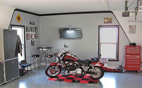 Decoration Garage Automobile by Furniture Decoration Garage Applies Wall On Automobile