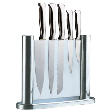 cool knife block woot finger tips woot cool knife block design