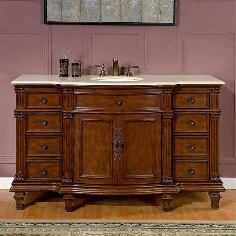 exclusive 60 inch bathroom vanity single sink