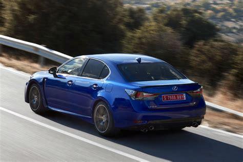 lexus gs300 blue lexus gs f review 2015 first drive