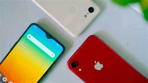 oneplus 6t vs pixel 3 vs iphone xr blind test