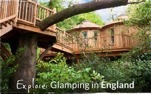 Treehouse Edinburgh - glamping holidays in the uk france spain portugal amp italy canopy amp stars