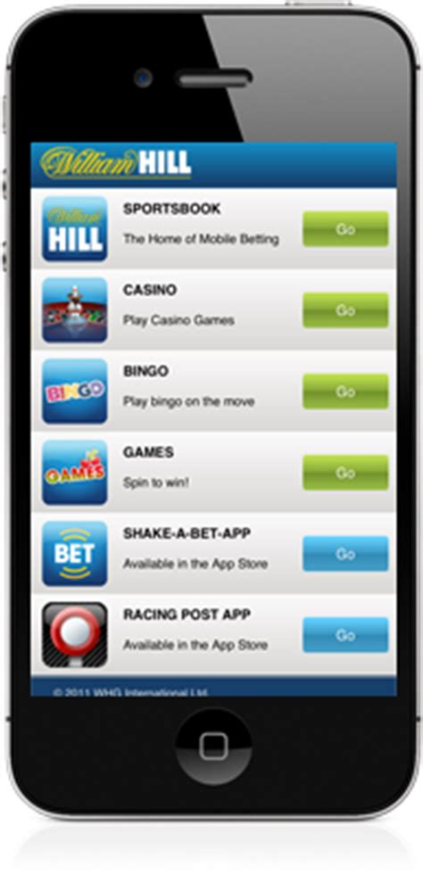 william hill mobile app mobile betting application which are the best