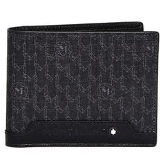 Bag Mont Blanc 2 Zipper mont blanc meisterstuck wallet 4cc coin zipper 225