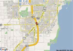 cutler bay florida map map of la quinta inn miami cutler ridge miami