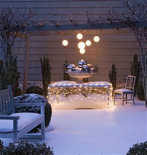 Creative Outdoor Christmas Lights The Garden Glove Creative Outdoor Lighting Display Ideas