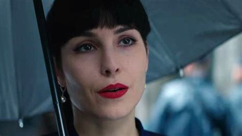 noomi rapace isolated while filming seven sisters nordic