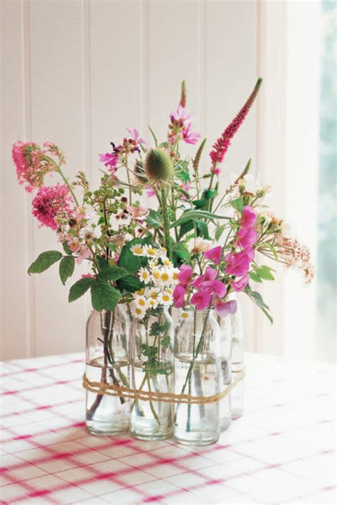 Deko Hochzeit Vasen by Deko Blumen 34 Ideen Wie Sie Mit Blumen Dekorieren