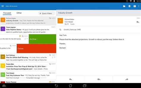 android outlook outlook android app nu beschikbaar dit moet je weten