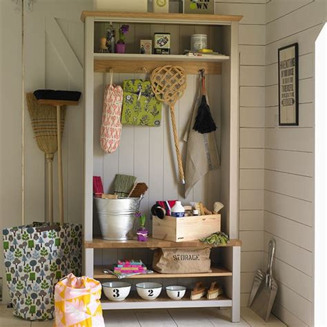 Country Shelf Ideas by Utility Room Cupboard Country Storage Ideas
