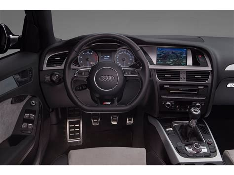 audi a4 2015 interior 2015 audi a4 interior u s news world report