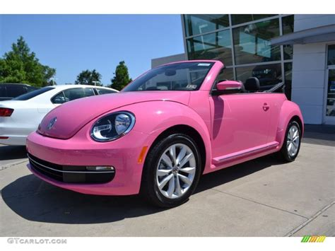 volkswagen beetle 2013 modified 2013 custom pink volkswagen beetle tdi convertible