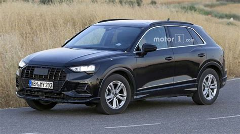 2019 Audi Q3 Usa by 2019 Audi Q3 Spied With 99 Percent Of The Camo