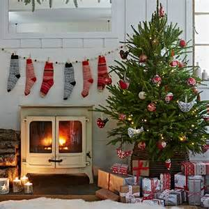 home and interiors country christmas decorating ideas decorating