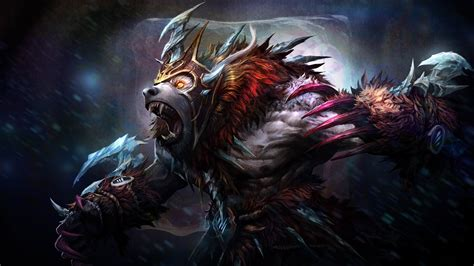 dota 2 ursa warrior wallpaper dota 2 ursa wallpapers hd download desktop dota 2 ursa