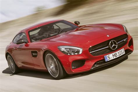 pink mercedes amg new mercedes amg gt has been unleashed target porsche