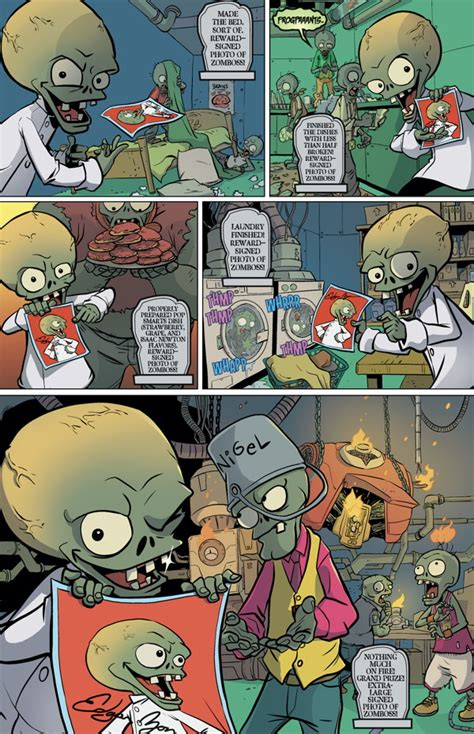 plants vs zombies volume 4 grown sweet home plants vs zombies 5 grown sweet home profile
