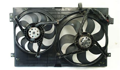 engine cooling fans shroud 99 05 vw jetta engine cooling fans shroud 99 05 vw jetta golf gti mk4 audi tt 1j0 121 207 j ebay