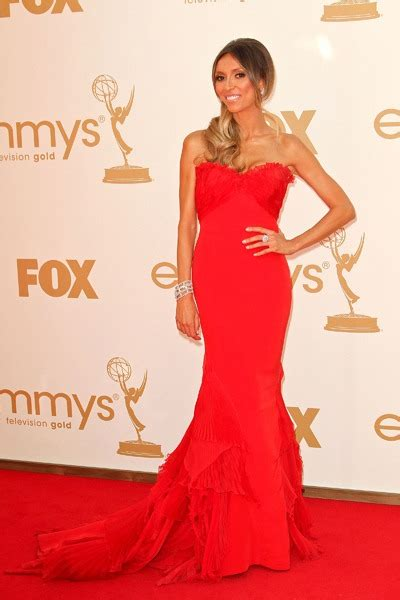 Emmy Trends Strapless by Trend Alert Dresses Invade The Emmys Carpet