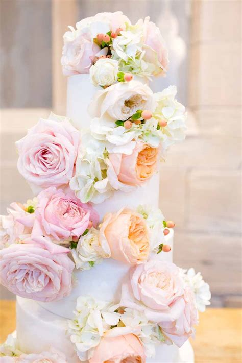 Wedding Cake And Flowers by Wedding Cake Flowers For Flowers