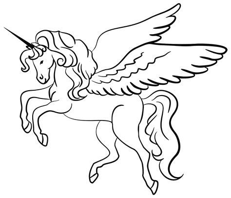 theme line unicorn pegasus clipart jaxstorm realverse us