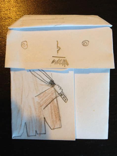 How To Make An Origami Obi Wan Kenobi - new superfolder ethanb presentsl origami obi wan kenobi