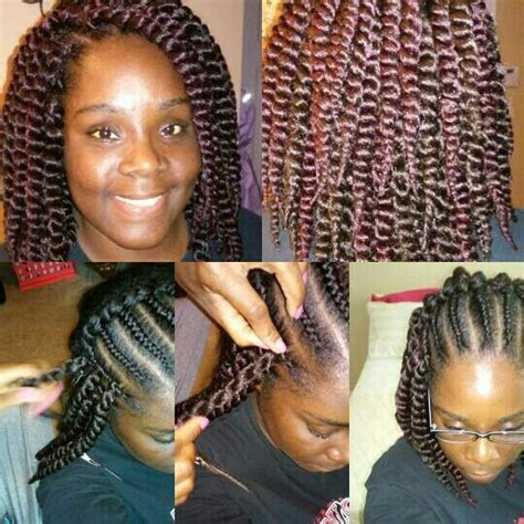 names of twist braids 60 best my new love braids images on pinterest flat