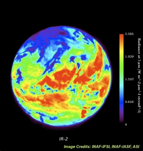 What Are Infrared Used For The Earth In Infrared Space