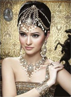 indian queen hairstyles indian wedding hair ideas on pinterest indian bridal