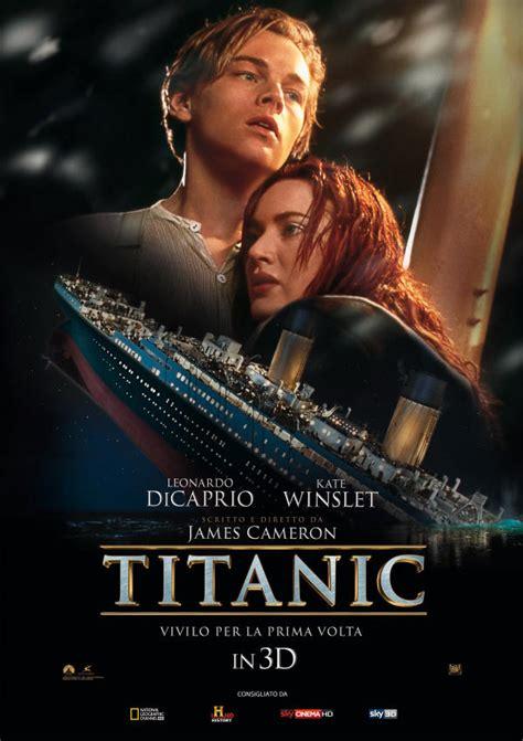 film titanic online italiano titanic in 3d film 2012