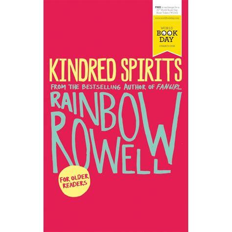 kindred spirits world book english wooks