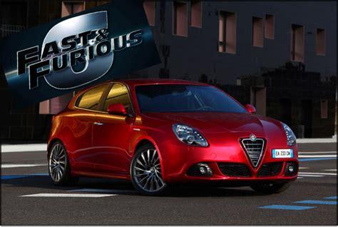 Fast And Furious 6 Alfa Romeo by Fast Furious 6 Protagonista L Alfa Romeo Giulietta