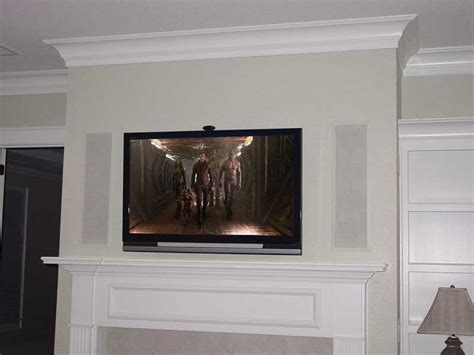 In Wall Speakers Home Theater using in wall speakers for home theater audiogurus