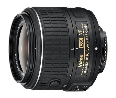 Nikon D5600 Lensa 18 105vr 9 af s dx nikkor 18 55mm f 3 5 5 6g vr ii lens nikkor lens