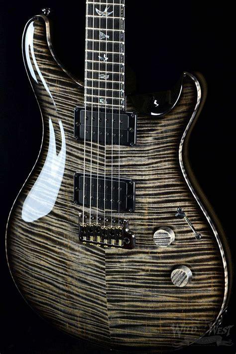 Kaos Prs Paul Reed Smith Guitaris paul reed smith custom 24 stock 5125 charcoal with
