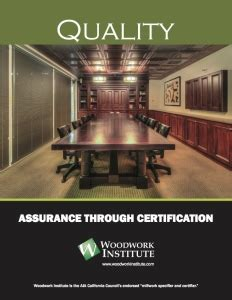 woodwork institute quality assurance woodwork institute