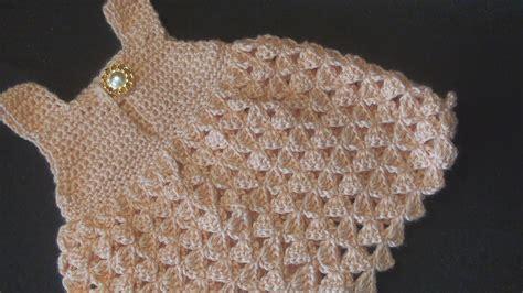Crochet For Baby crochet baby dress abigail beingfancifullycrafty