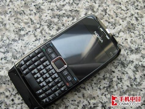 Nokia E71 Black Crome nokia e71 black front1 fone arena