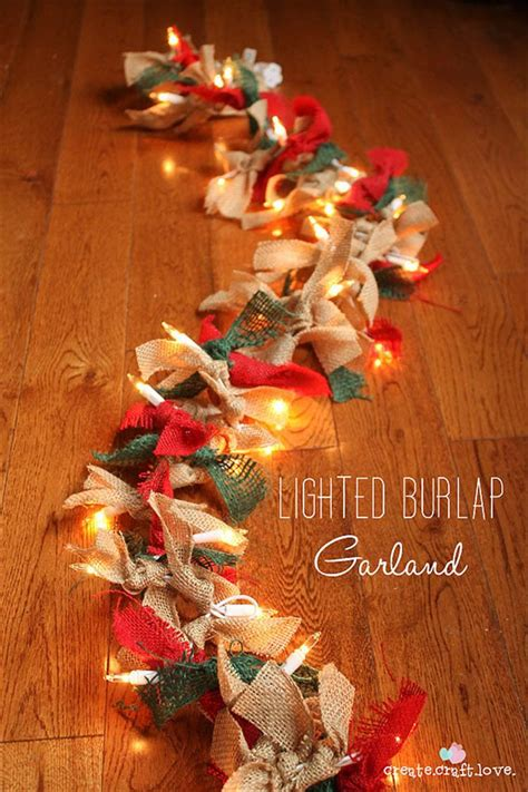 50 trendy and beautiful diy christmas lights decoration