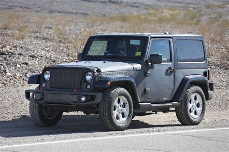 jl jeep 2018 jeep wrangler jl with six speed manual transmission