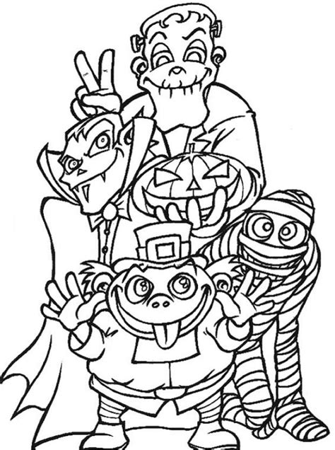 imagenes infantiles monstruos dibujos para colorear de monstruos dibujos de monstruos