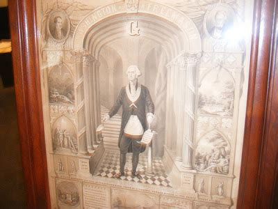 1000 points of light masonic george washington