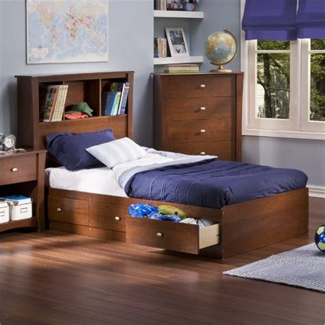 single bed bedroom designs tips to choose single box bed designs for kids