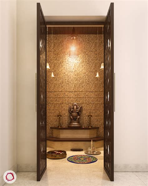 interior design for mandir in home 8 mandir designs for contemporary indian homes