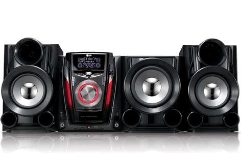 Lg Mini Hifi lg cm6520 600w mini hifi system lg za