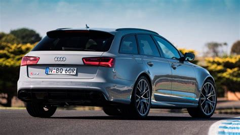 Audi Rs6 2016 by Audi Rs6 Avant 2016 Review Road Test Carsguide