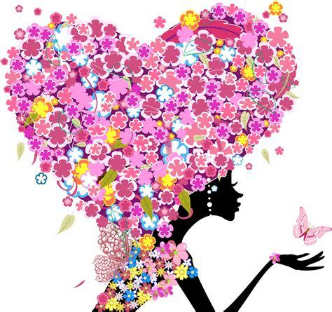 imagenes de flores multicolores chicas con flores y mariposas multicolor imaginewal