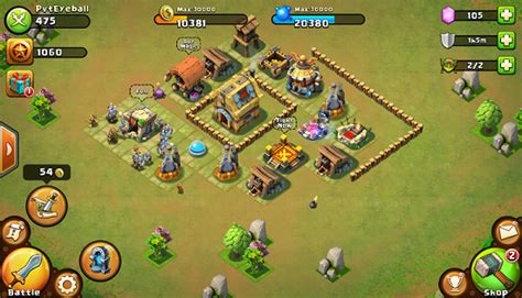 Download Game Castle Clash Mod Apk Offline | castle clash 1 2 63 apk mod unlimited everything offline